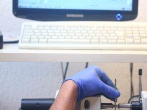 calibração e documentação
